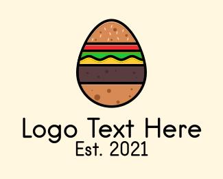 """Burger Sandwich Egg"" by rbalica"