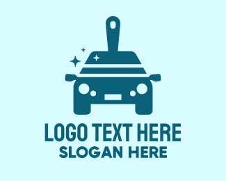 Sewer Cleaning - Clean Car Wash logo design