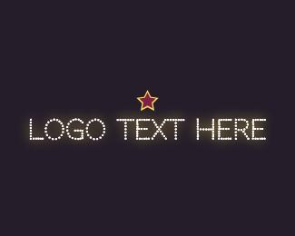 Actor - Super Star Wordmark logo design
