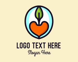 Marketplace - Carrot Veggie Farm logo design
