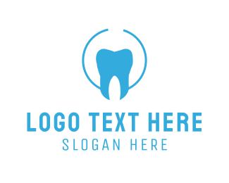 Healthcare - Blue Tooth logo design