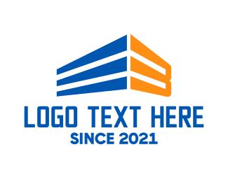 Firm - Construction Firm Letter B logo design