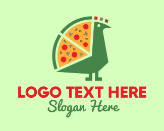 Logo Design - Pizza Bird
