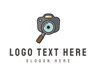 Blog - Photo Search logo design