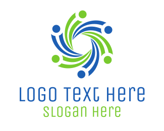 Support - Support Group logo design