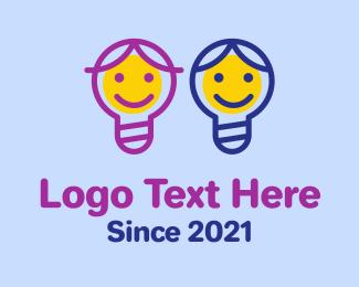 Kids - Smart Kids Daycare logo design