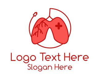 Health - Lung Health Clinic  logo design