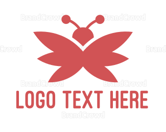 Beetle - Flower Bug logo design
