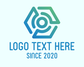 Target Range - Digital Business Symbol logo design