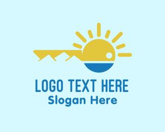 Landscape - Landscape Key logo design
