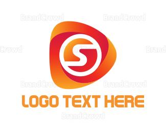 Player - Media Player logo design