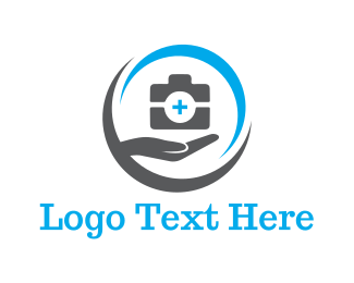 Healthcare - Medical Kit logo design