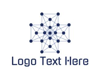 Drugstore - Medical Network logo design