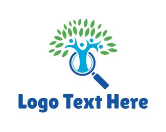 Natural - Natural Family logo design