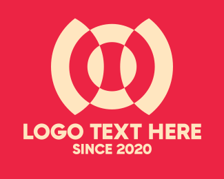 Illusion - Optical Illusion Circle logo design