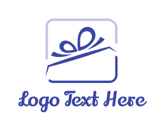 Gift - Ribbon Gift logo design
