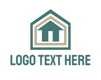 Insurance - House Shield logo design
