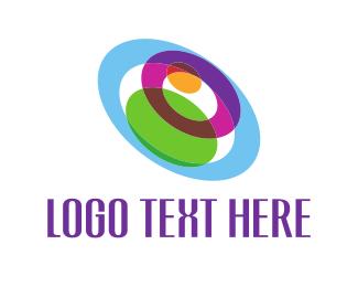 Space - Space Planet logo design