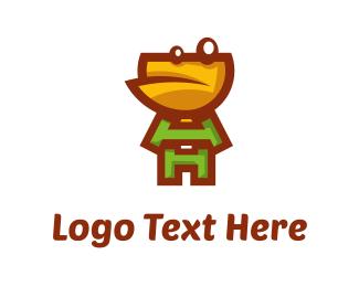 Letter Character Logo