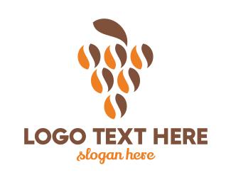 Coffee Shop - Coffee Berry logo design