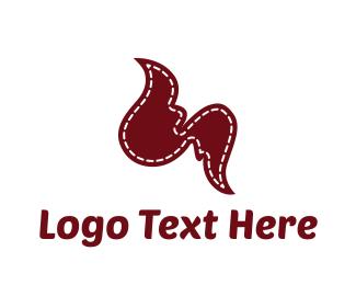 Wings - Tailor Wings logo design