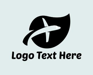 Jet - Jet Leaf logo design