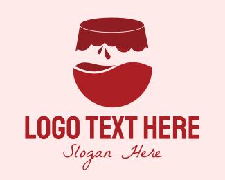 Liquid - Liquid Wine Bar logo design