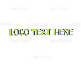 Learning Center - Green Marker logo design