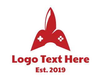 Nintendo - Rocket Ship Gaming logo design
