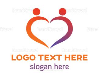 Couple - Couple Love logo design