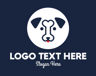 Bone - Dog Bone Treat logo design