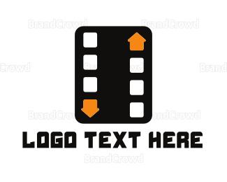 Animation - Film Direction logo design
