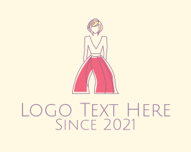 Fashion - Women's Fashion Clothing logo design