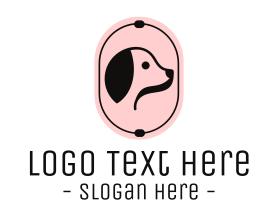 Puppy - Dog Tag logo design