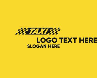 Car Services - Taxi Cab logo design