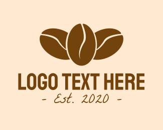 Coffee Shop - Coffee Beans logo design