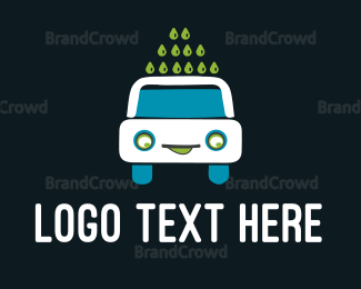 Cleaner - Car Wash logo design