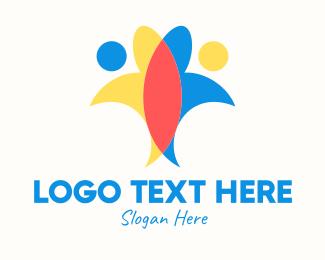 Counseling - Team Bonding logo design