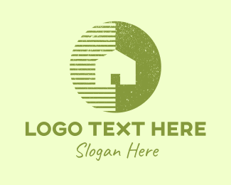 Farmland - Rustic Rural Farmhouse logo design