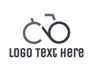 Cycling - Spectacles Bicycle logo design