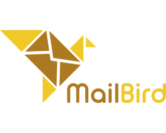 """""""Origami Mail Bird"""" by shad"""