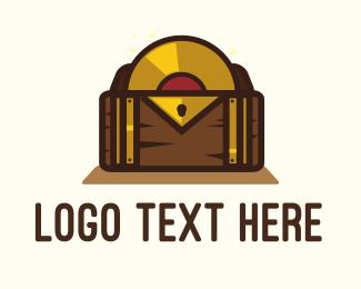 Treasure - Music Treasure logo design