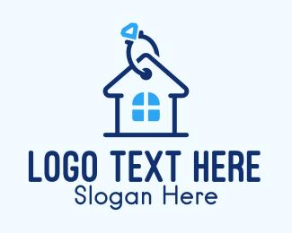 Jewelery - Diamond Housing Price Tag logo design