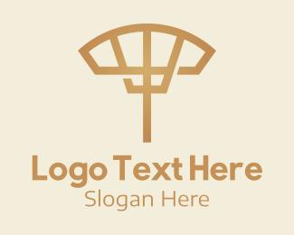 Bakery - Letter T Croissant Bakery logo design