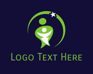 Star Mom Logo