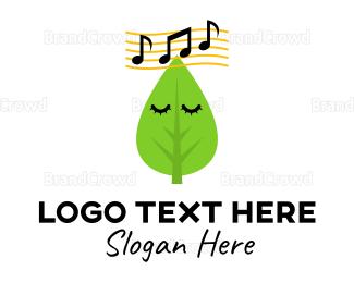 Organic - Organic Music logo design