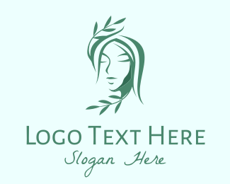 Massage Center - Natural Beauty Spa  logo design