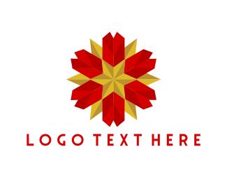 Award - Star Medal logo design