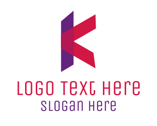 Facebook - Sharp K logo design