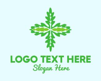 Herb - Organic Herb  logo design